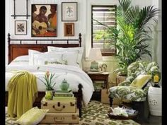 Tropical home decorating ideas