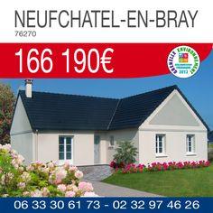 Découvrez notre offre maison terrain à NEUFCHATEL-EN-BRAY (76270) => http://www.habitatconcept-fr.com/offre-223-maison-terrain-neufchatel-en-bray-76270 via @Hab_Concept