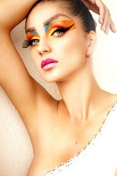 Dior Haute Couture inspired Makeup http://www.makeupbee.com/look.php?look_id=53727
