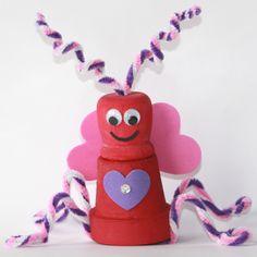 Valentine's Day Crafts | Another Shop Update! {Valentine's Day Craft Kits} | |