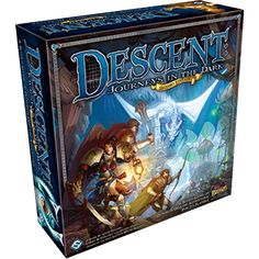 Descent: Journeys in the Dark Second Edition - Fantasy Flight Games