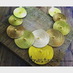 Amor a primera vista #moda #accesorios #soutache #collar #maxicollar #necklace #madeinVenezuela #madeinvzla_ #MModaVenezuela #YoUsoDiseñoVenezolano #designersvenezuela #hechoentricolor #talentovenezolano #tendencias #closetvzlano #hechoamano #handmade #hechoenvenezuela