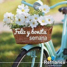 ¡Feliz inicio de semana! Que tengan una feliz y bonita semana. #Refrianex #SaludyBienestarBagó