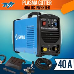 For $255aud including shipping, one of these plasma cutters are almost worth the gamble