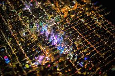Incredible Aerial Photos of New York City by Vincent Laforet