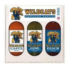 Kentucky Wildcats Grilling Set