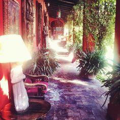 Casa Hyder, San Miguel de Allende