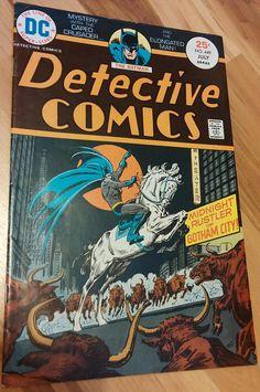 Dc Comic Traveling Very Good Rock #343 1977 Sgt