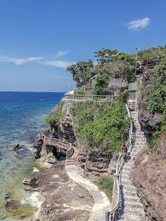 Antulang Beach Resort: A Stunning Cliff-side Resort in Siaton | Freedom Wall Freedom Wall, Island Tour, Private Pool, Horseback Riding, Staycation, Beach Resorts, Snorkeling, Cliff, Bouldering