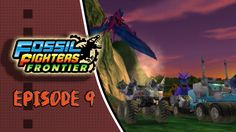 Fossil Fighters Frontier Playthrough Episode 9: Returning to the Asian Roots!