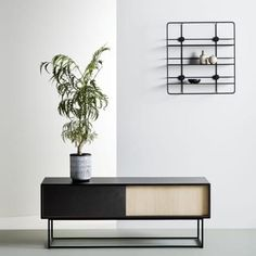 COUPE shelves: black or white steel, for the kitchen, bathroom, bedrooms, office. woud