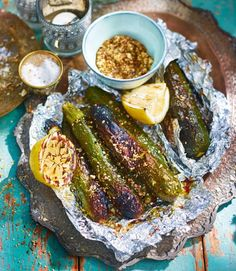 courgettes-cooked-in-embers