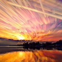 Matt Malloy, cloud paintings