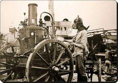 İtfaiyeciler - Kuruçeşme - 1919