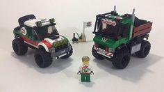 Lego Rally _ Trail Truck! MOD