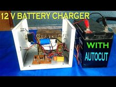 In this video i will show you :- 4 Amp Battery Charger With Auto cut off. [Over charge protection circuit ] Simple 12 Volt Automatic Battery. Arduino Wireless, Electronics Projects For Beginners, Hobby Electronics, Aquaponics System, Woodworking Techniques, Science Activities, Charger, Whitening, Pump