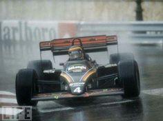 Stefan Bellof Tyrrell 014  Monaco '84