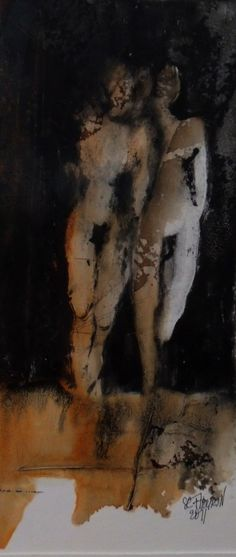 Sylvie Theron  - Monoprint