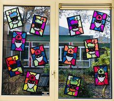 School Art Projects, Projects For Kids, Art School, School Stuff, Christmas Crafts For Kids, Christmas Diy, Fantasy Kunst, Anime Kunst, Childhood Education