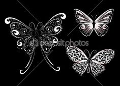 Google Image Result for http://static3.depositphotos.com/1000372/232/v/450/dep_2320076-White-lace-butterfly.jpg