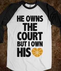 He Owns the Court (Basketball)
