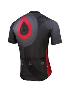 """Blood, Sweat & Tears"" Cycling Jersey by Mark Beresniewicz"