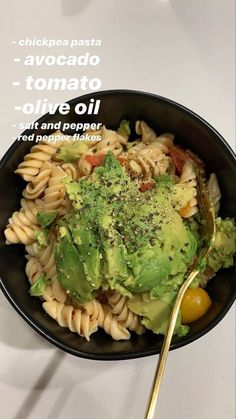 Healthy Meal Prep, Healthy Snacks, Healthy Eating, Vegetarian Recipes, Cooking Recipes, Healthy Recipes, Plats Healthy, Good Food, Yummy Food