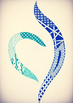 Wonderful NEDA artwork from Becky Lee! What a lovely inspiration for hope and recovery! Eating Disorders Recovery symbol!