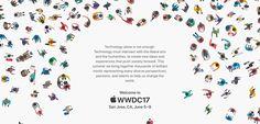 Apple anuncia la WWDC 2017 que tendrá lugar del 5 al 9 de junio - http://www.actualidadiphone.com/apple-anuncia-la-wwdc-2017-tendra-lugar-del-5-al-9-junio/