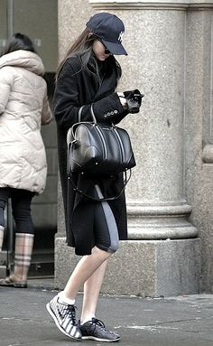 #streetlook #ulzzang #fashion