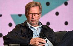 Rock-Musiker Eric Clapton warnt vor AstraZeneca Van Morrison, Eric Clapton, Robin, Black Girlfriend, Best Guitar Players, Interview, White People, International Film Festival, Political Views