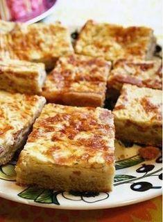 Kesäillan kinkkupiirakka - Ullanunelma Savory Pastry, Savoury Baking, No Salt Recipes, Baking Recipes, Finnish Recipes, Coffee Bread, No Bake Cake, My Favorite Food, Food Inspiration