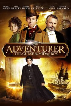 The Adventurer: The Curse of the Midas Box Movie Review // I REALLY, REALLY, *REALLY* CAN'T EVEN WITH THIS MOVIE.
