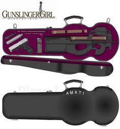 Amati Violin Gun Case...