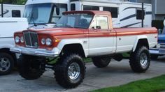 Jeep Gladiator J20-Used to own one of these-powerful and reliable truck.