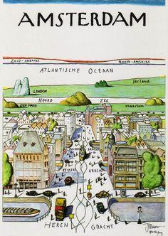 Saul Steinberg: Maps