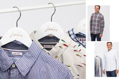 The Joules Journal | Shirt Stories for Men