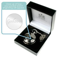 This personalised pocket watch is the perfect keepsake gift for him. The pocket watch has his initials engraved on the front and a personal message of your choice on the back. Personalised Gift Shop, Personalized Pocket Watch, Family Gifts, Couple Gifts, Best Man Wedding Gifts, Bar Gifts, Get Well Gifts, Confirmation Gifts, Anniversary Gifts For Him