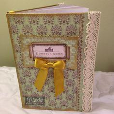 Angela O'Donoghue - Downton Abbey Luxury Card kit - #crafterscompanion #DowntonAbbey