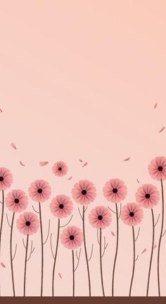 Wallpaper minimalistas rosa new ideas Pastel Background Wallpapers, Pastel Wallpaper, Cute Wallpaper Backgrounds, Pretty Wallpapers, Flower Backgrounds, Flower Wallpaper, Screen Wallpaper, Desktop Wallpapers, Wallpaper Bonitos