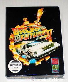 Back to the Future Part II (Regreso al Futuro Parte II ) [1990] Image Works Mirrorsoft [ZX Spectrum]