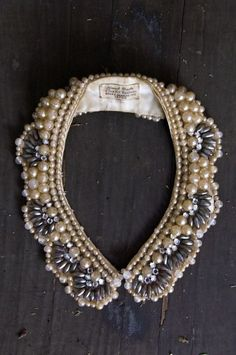 A collar by another name http://www.adorevintage.com
