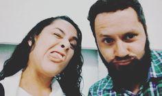 Ela é doidona mas eu gosto dela. Deve ser pq tb sou doidão. #serpastoréisso #micheli