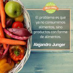 Frases De Comida Organica Buscar Con Google Comida Organica