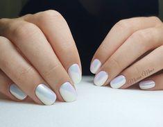 לק ג'ל על טבעיות לאחות של הכלה💍 @hadar.cambelis  #manicure #unicorn #unicornnails #naturalnails #gel #nail #nailporn  #nailart #nailpolish #nailswag  #nails Nails, Beauty, Finger Nails, Ongles, Beauty Illustration, Nail, Nail Manicure