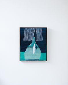 EmilyFerretti-studiopainting   Contemporary still life and fragmentary scenes from the imagination.
