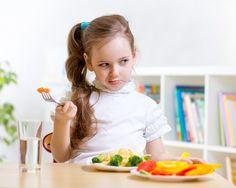 Crianças seletivas ao comer podem sofrer com ansiedade no futuro