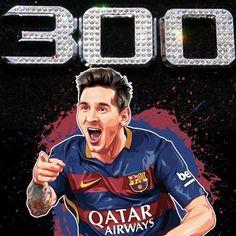 Argentyńczyk pobił kolejny rekord • Lionel Messi strzelił już ponad 300 goli w La Liga • Niesamowity wyczyn Messiego • Zobacz więcej >> #messi #lionelmessi #football #soccer #sports #pilkanozna