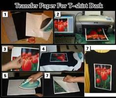 86 Best T-Shirt Transfer Paper images in 2018 | T shirt transfers