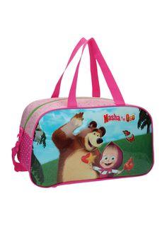 Bolso viaje niña Sport Travel Bag Soy Luna Face Bolsa deporte